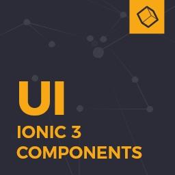 Orange Dark - Ionic 3 / Angular 6 UI Theme / Template App - Multipurpose Starter App