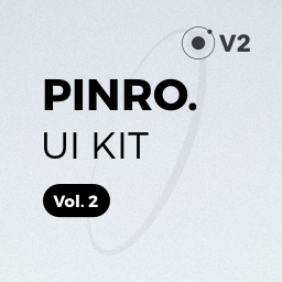 Pinro UI Kit volume 2 for ionic 2