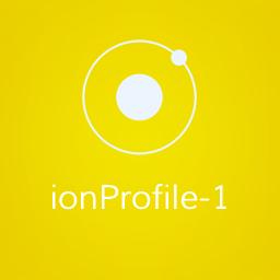 Profile1 - Ionic Profile Page