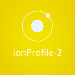 Profile2 - Ionic Profile Component
