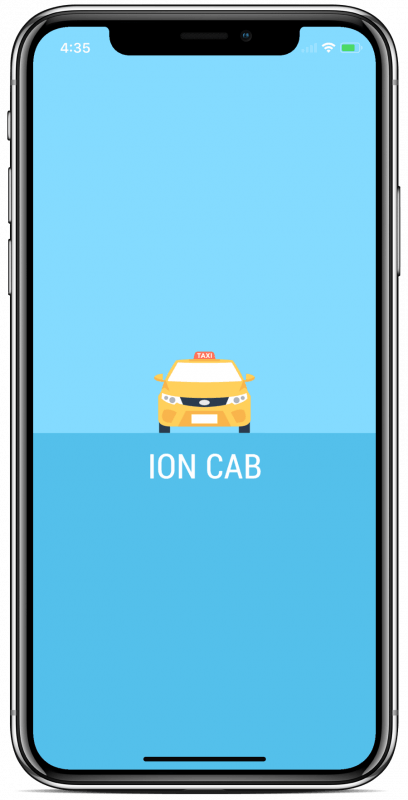 Taxi-booking-app-ionic-4 - Ionic Marketplace
