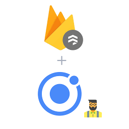 Ionic 4 with firebase 5 app in 9 steps.
