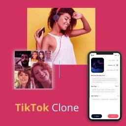 The Best TikTok clone script available in the market