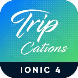 Tripcations - Ionic 4 Travel App Theme