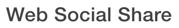 Web Social Media Ionic 4