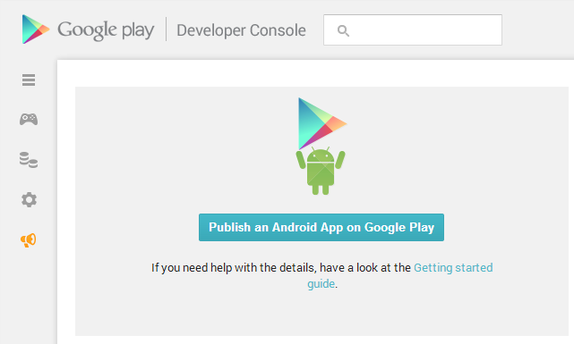 How to make a free android app publish in play store