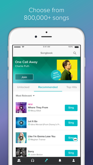 Smule - The #1 Singing App   MixRank
