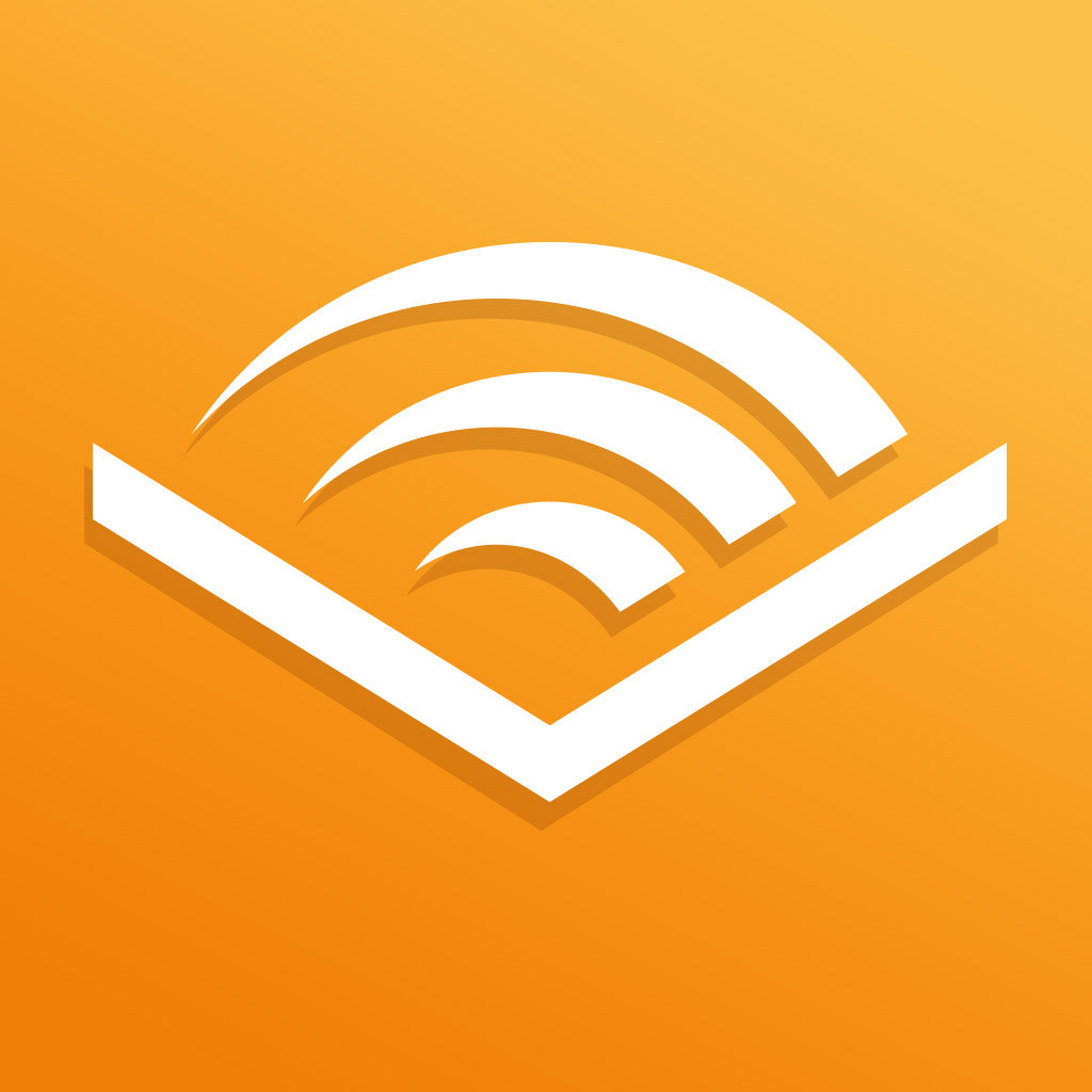 Audible audio books & podcasts