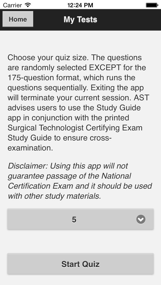 Ast Study Guide 3rd Edition Mixrank