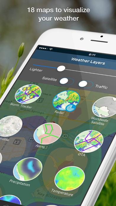 weatherbug  u2013 weather forecast