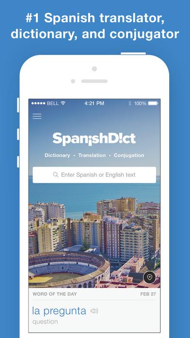 Spanish translation homework help