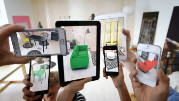 Realidade aumentada e o uso de apps