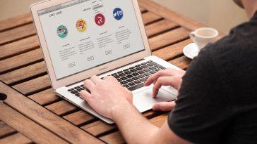 Landing page para apps