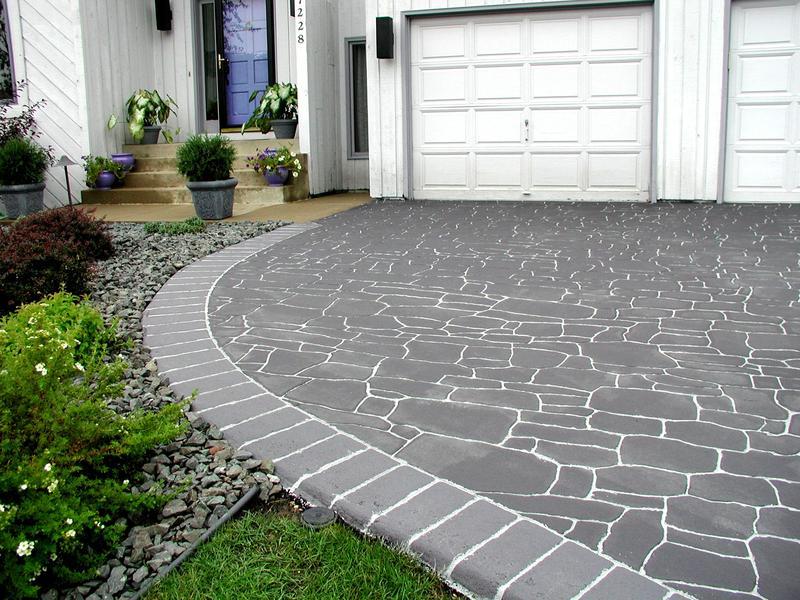 Driveway Patterns Pattern Paving Driveway