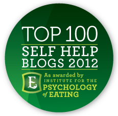 self help blogs badge