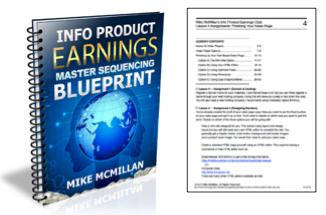 info product blueprint
