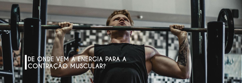 DE ONDE VEM À ENERGIA PARA A CONTRAÇÃO MUSCULAR?
