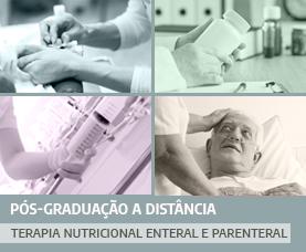 Pós-graduação em Terapia Nutricional Enteral e Parenteral