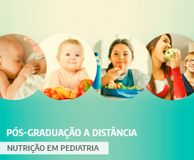 Pós-graduação EaD em Nutrição em Pediatria