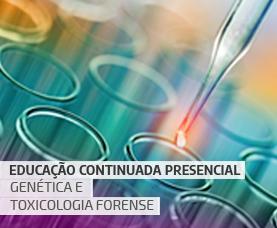 Genética e Toxicologia Forense