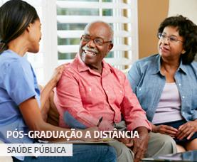 Pós-graduação EaD Saúde Pública