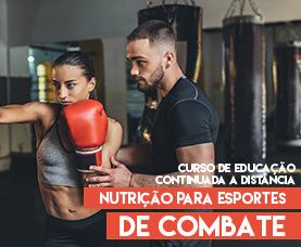 Alimentação e suplementação para atletas de combate