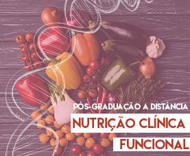 Pós-graduação EaD em Nutrição Clínica Funcional