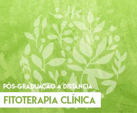 Pós-graduação em Fitoterapia Clínica