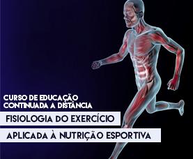 Fisiologia do Exercício aplicada à Nutrição Esportiva
