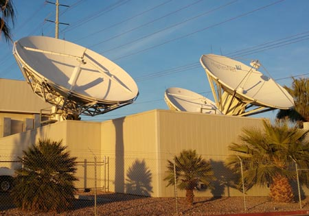 parabolic antenna - CLC Definition