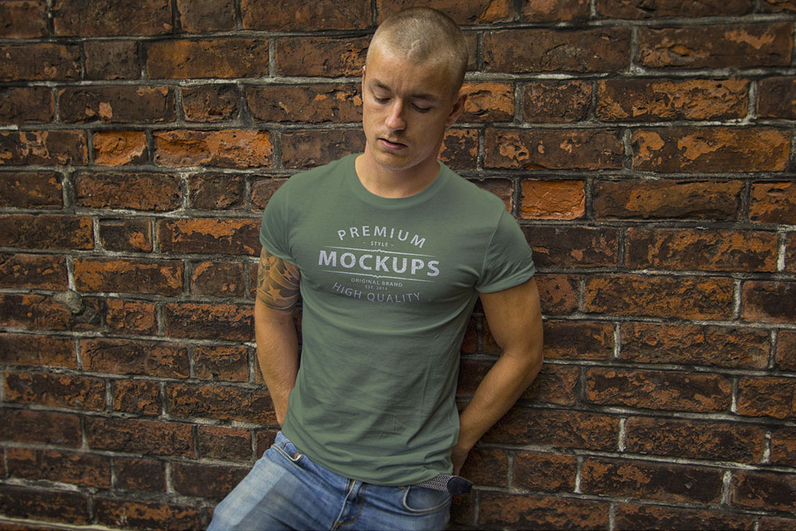 T-shirt Mockup V.2