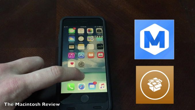 Install Jailbreak Apps Without Jailbreaking iOS 9 3 2, 9 3 1