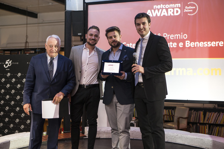 Netcomm Award 2019 Vince Kiko Milano