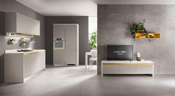Alexa realizza il progetto di Scavolini per una Smart Home