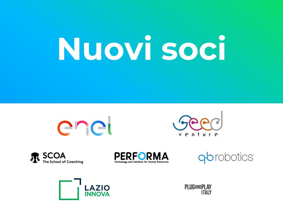 Italia Startup si rafforza con l'ingresso di Enel ...