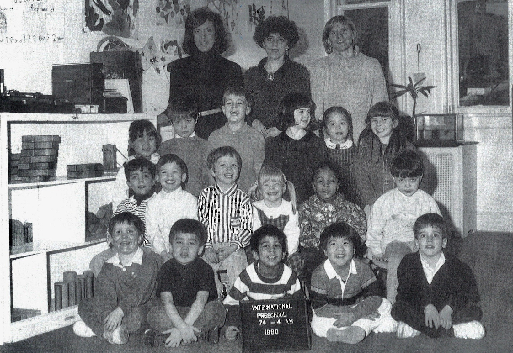 #IPSNYC 74th_Street The_International_Preschools Preschool 1990