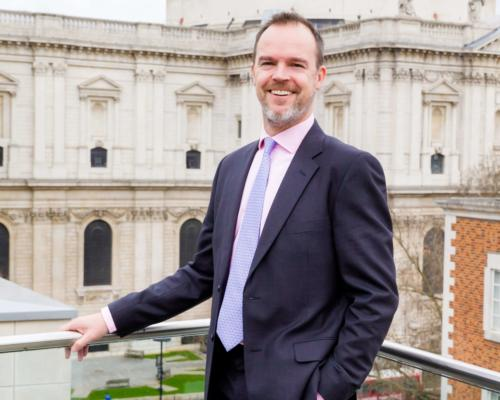 Photo of Chris Eldridge, CEO of InterQuest Group