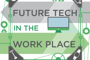 Infographic thumbnail for future tech in the workplace
