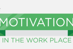 thumbnail for motivation in the workplace infographic