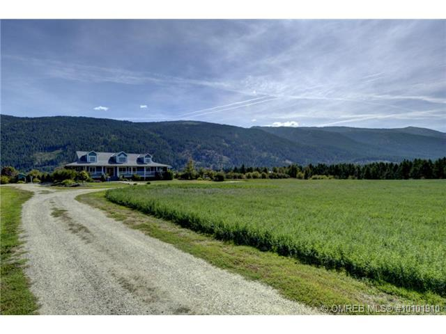 4708 Heltman Road, Armstrong, BC, V0E1B8 Photo 1