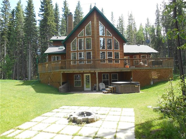 4 HIGHLANDS BA, Bragg Creek, AB, T0L 0K0 Photo 1