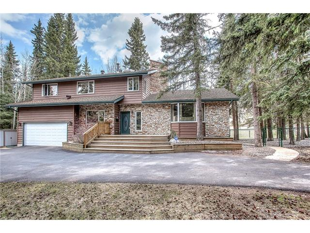 195 MOUNTAIN LION DR, Bragg Creek, AB, T0L 0K0 Photo 1