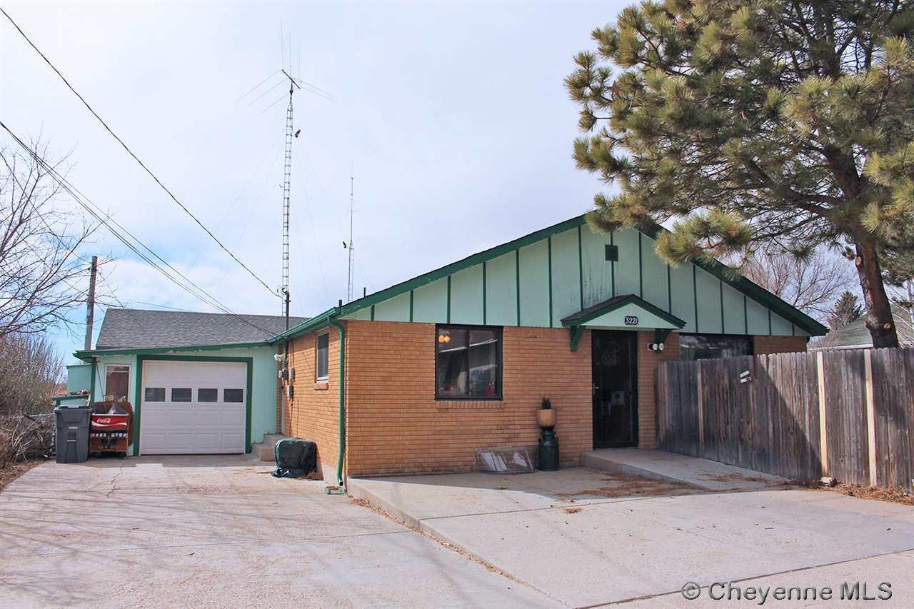 3221 BASIN ST, Cheyenne, WY, 82009 Primary Photo