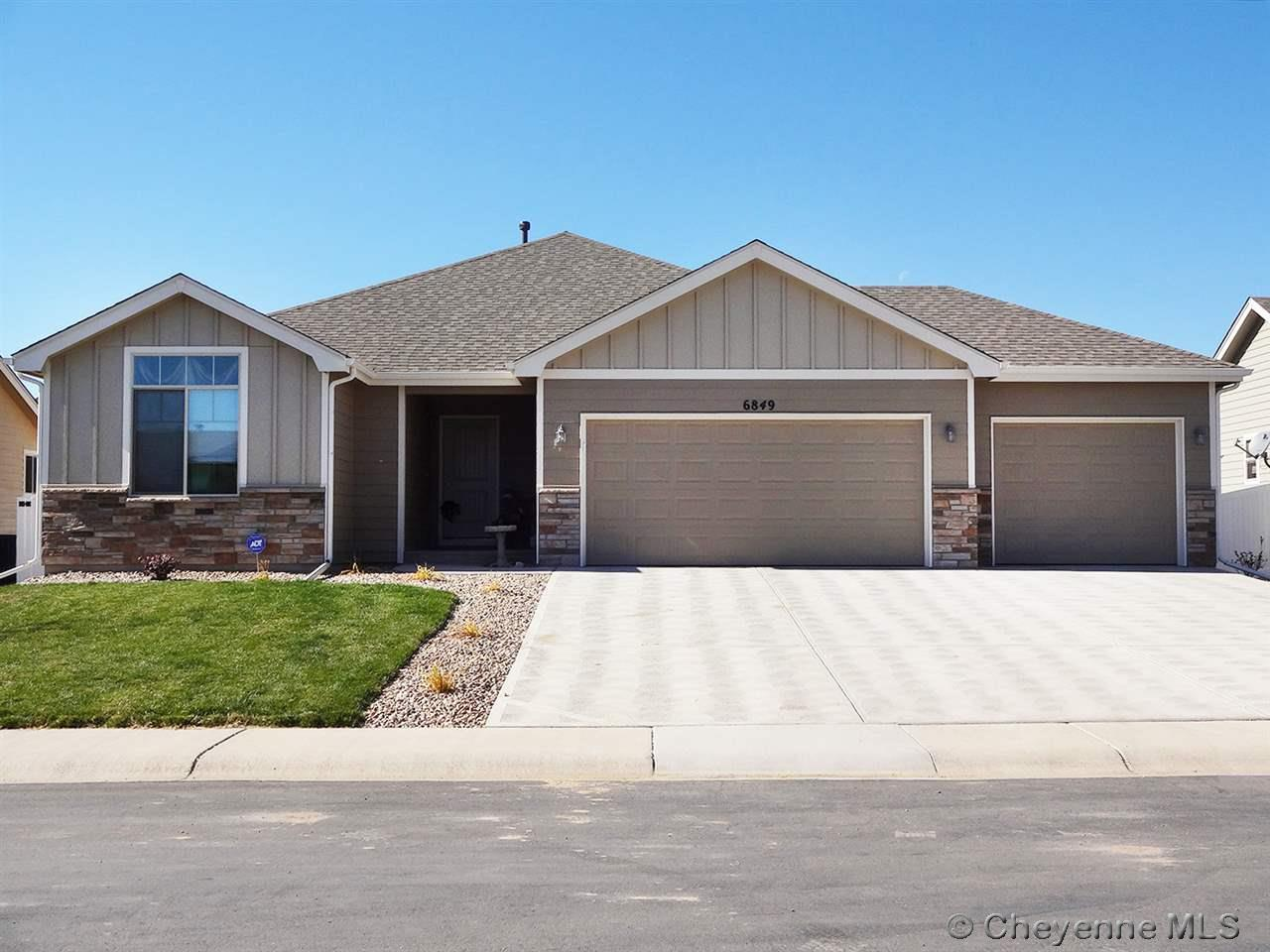 3515 Thomas Road - Cheyenne Home by Sage Homes