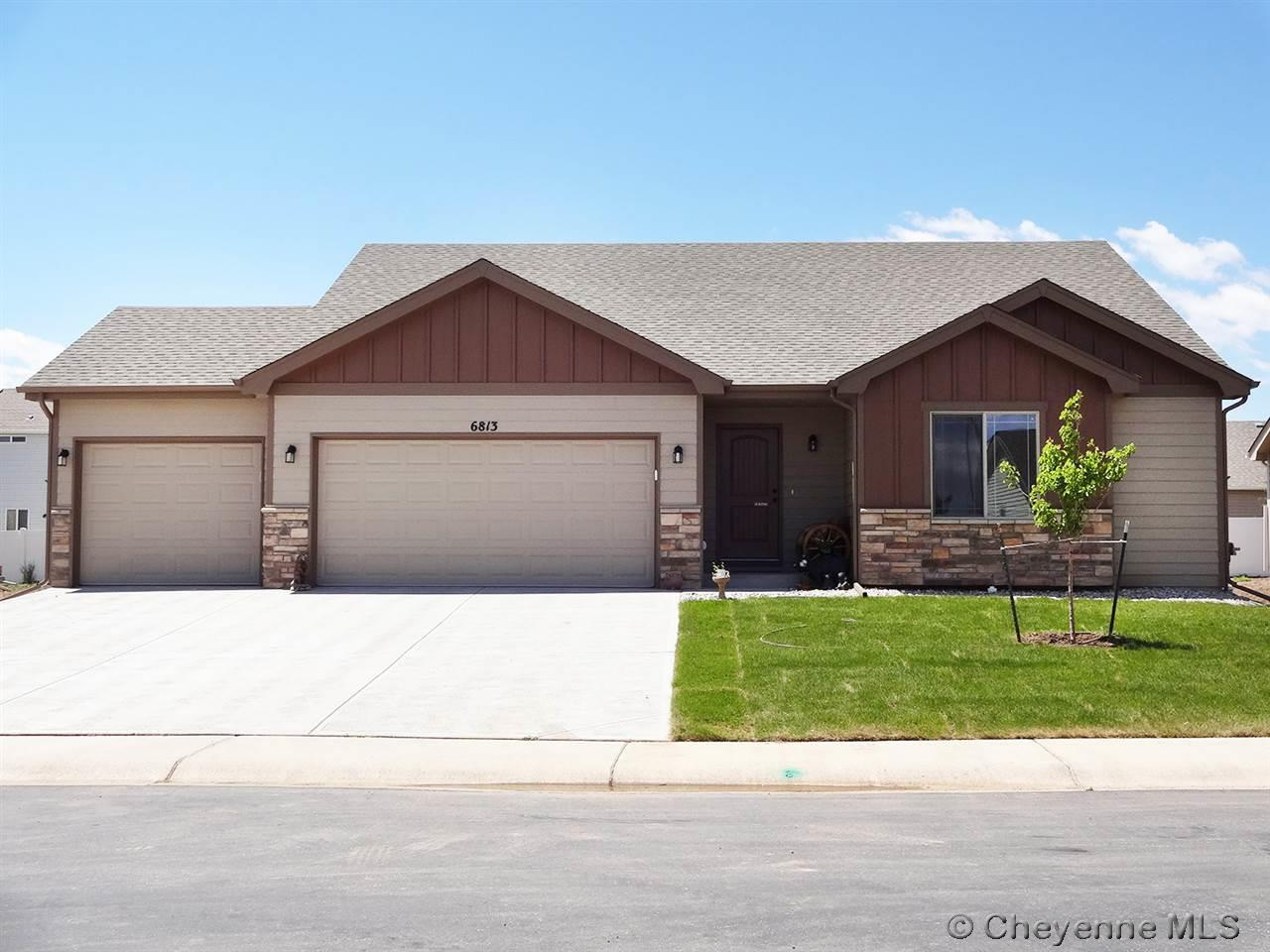 3507 Thomas Road - Cheyenne Home by Sage Homes