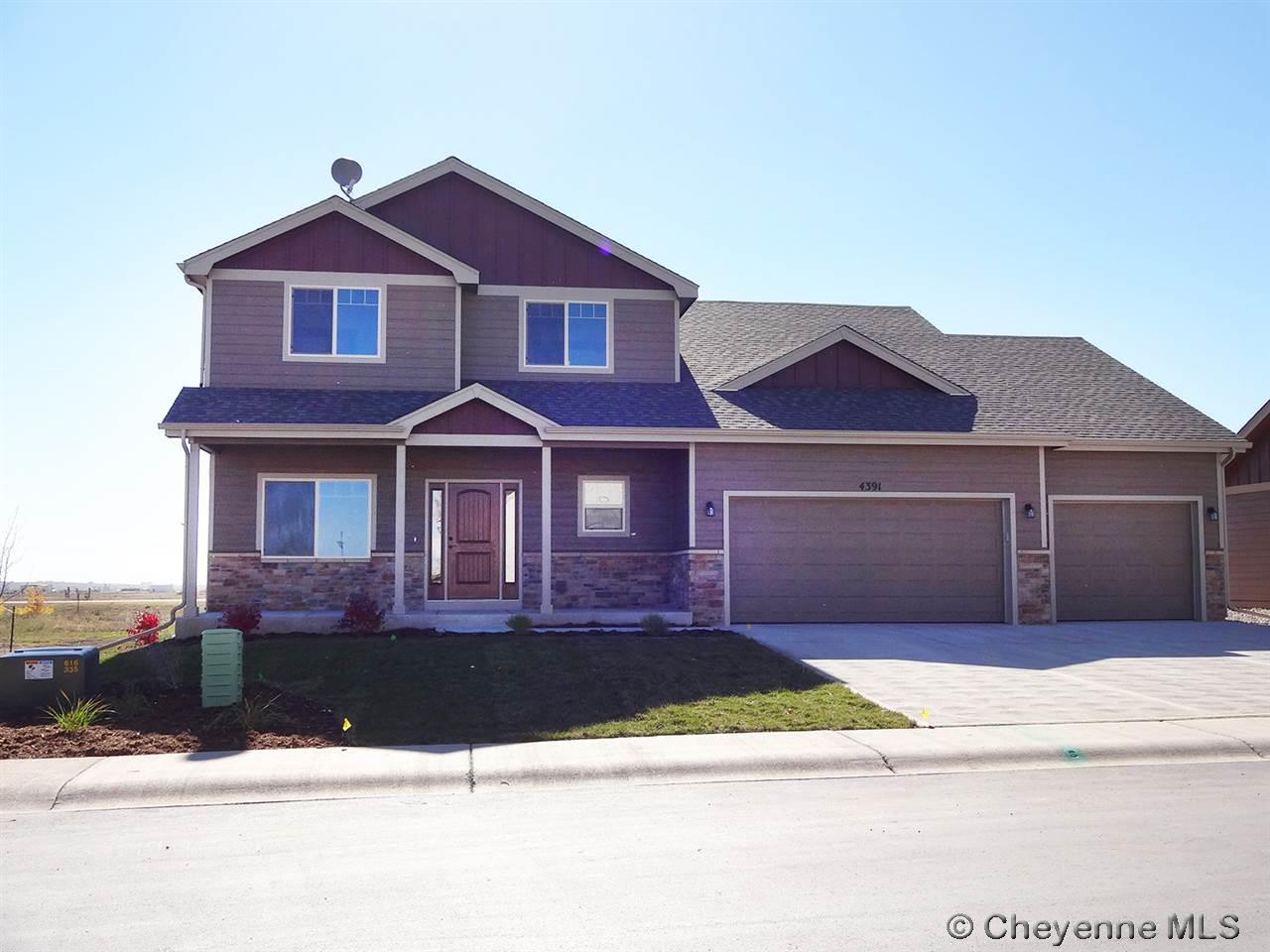 3519 Thomas Road - Cheyenne Home by Sage Homes