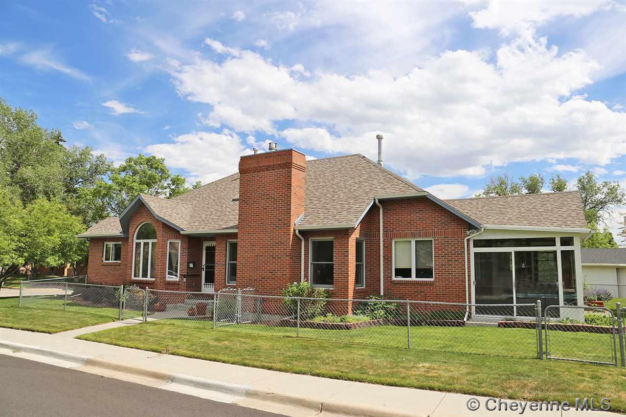 705 W 2ND AVE, Cheyenne, WY, 82001 Primary Photo