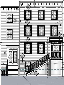 206-208 YORK ST, Jersey City, NJ, 07302 Primary Photo