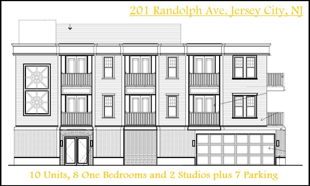 201 RANDOLPH AVE, Jersey City, NJ, 07305 Primary Photo