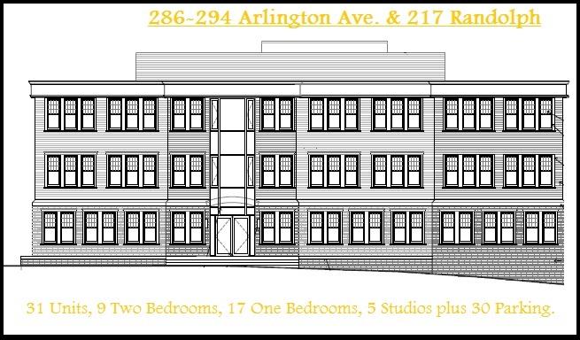 286-294 ARLINGTON AVE, Jersey City, NJ, 07304 Primary Photo
